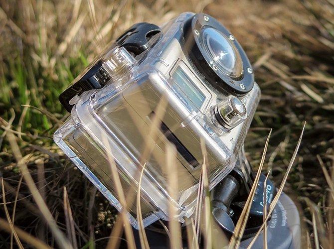 Una cámara como esta documentaba todo lo que hacía Abdelhamid Abbaoud
