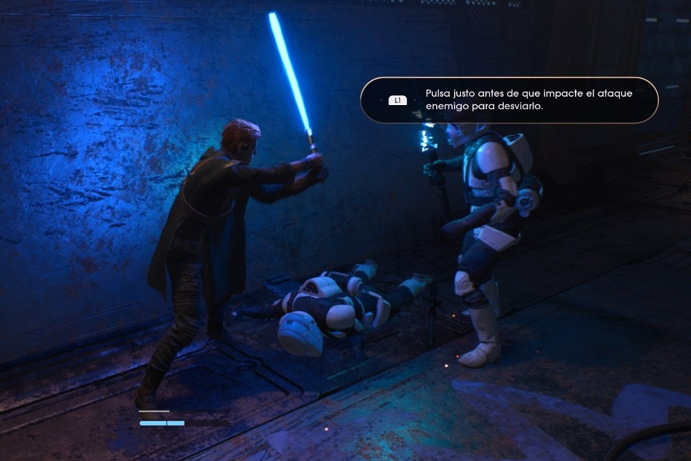Una captura de Star Wars Jedi Fallen Order