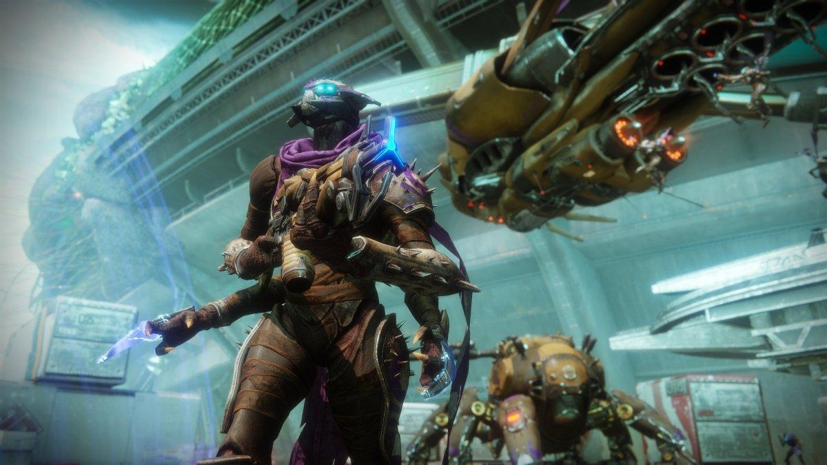 Una ilustración de Destiny 2