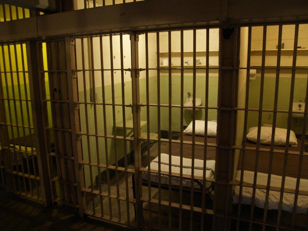 Una prisión actual en Estados Unidos