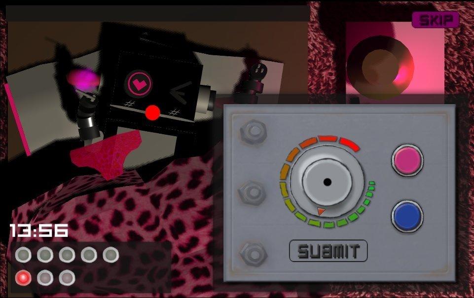 Uno de los puzles de Erotica Robotica