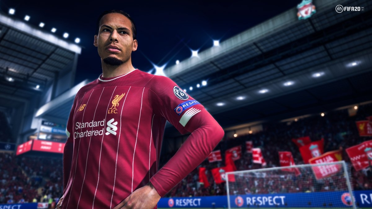Van Dijk del Liverpool