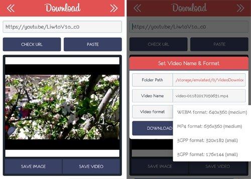 Video Downloader, sencilla, directa y funcional.