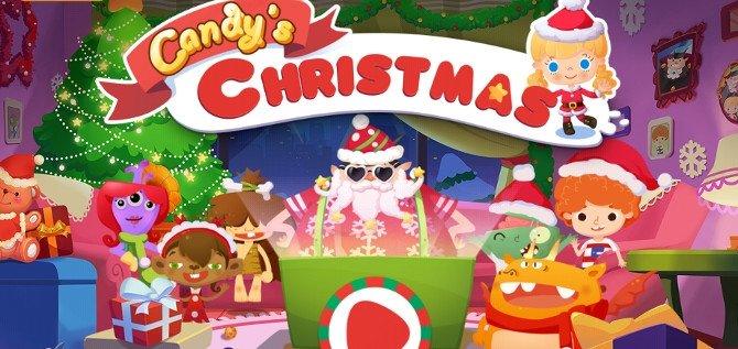 Vive las Navidades al máximo, como Candy en Candy's Christmas
