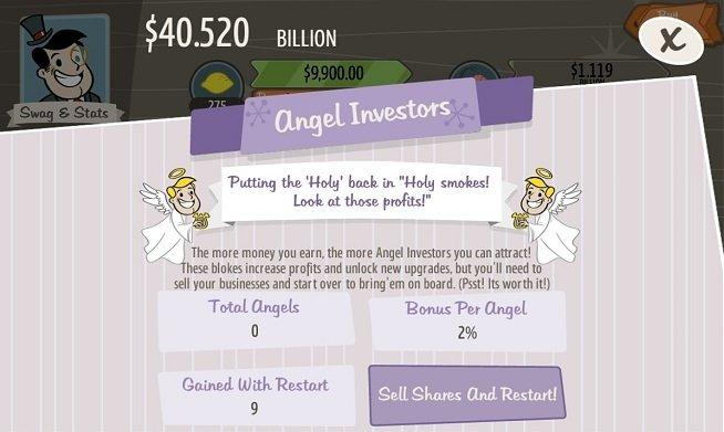 Vuelve a empezar tus negocios con los ángeles inversores