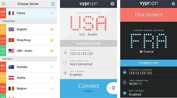 VyprVPN para iOS garantiza privacidad y anonimato