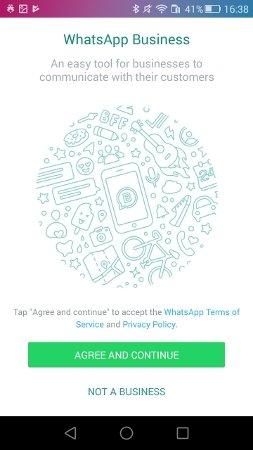 WhatsApp Business quiere confirmar que eres una empresa