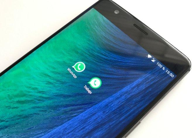 WhatsApp duplicado en Android