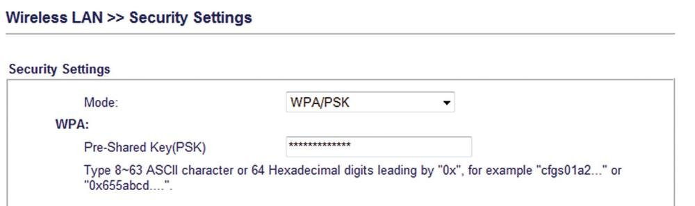 WiFi con WDS 7