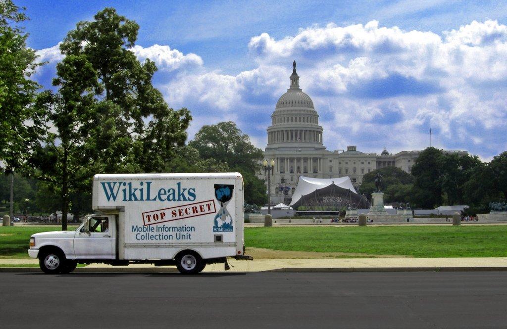 WikiLeaks se llevaría algo de esta información desclasificada