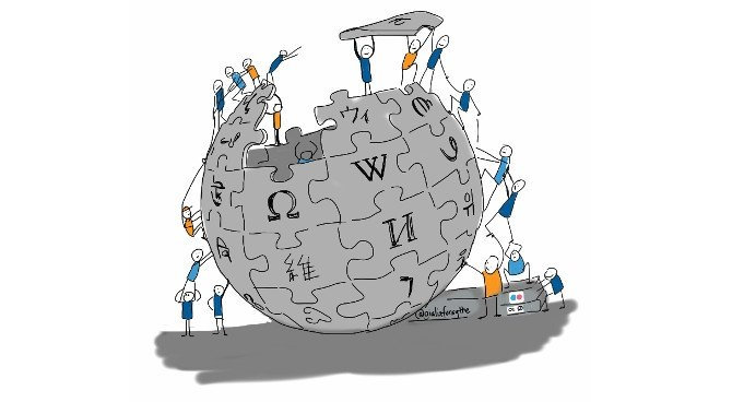 Wikipedia: una creación colaborativa, libre y abierta