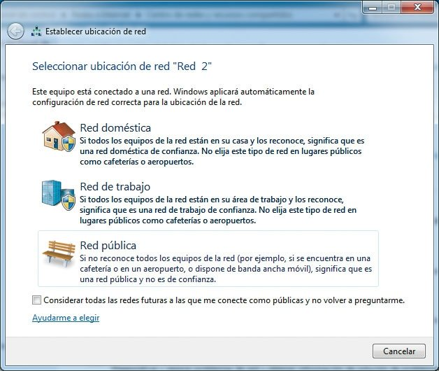 Windows 7 Redes 2