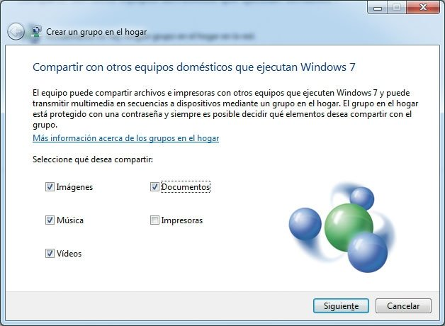 Windows 7 Redes 3