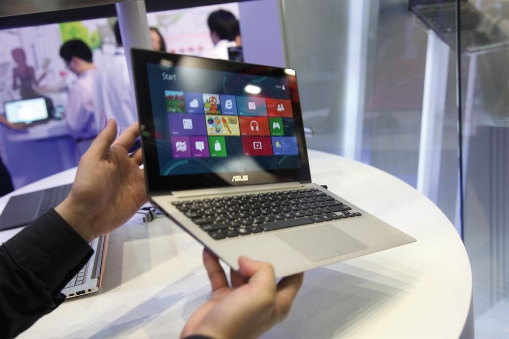 Windows 8 en ultrabooks