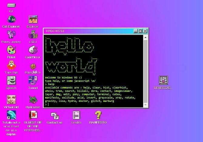 Windows 93, un sistema operativo entre la nostalgia y la locura - imagen 3