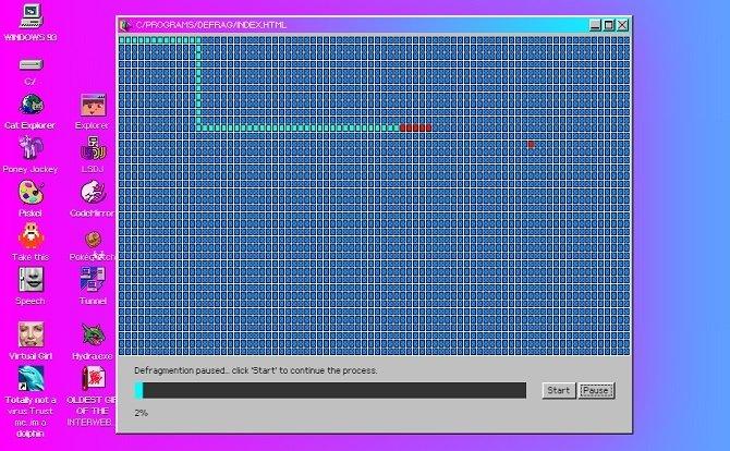 Windows 93, un sistema operativo entre la nostalgia y la locura - imagen 8