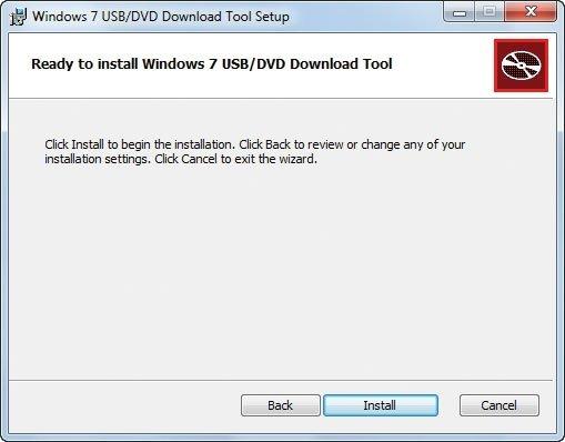 Windows en USB 4