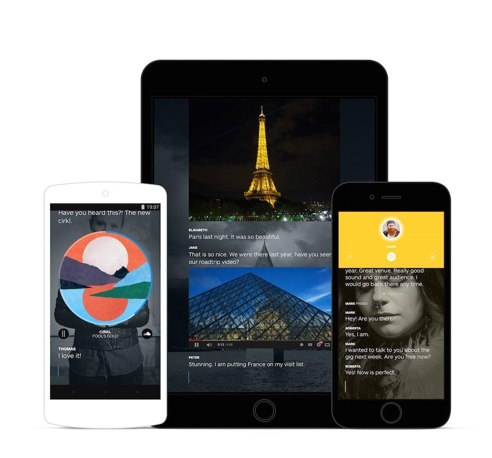 Wire una mensajería para iOS, Android y OS X con VoIP HD - imagen 2