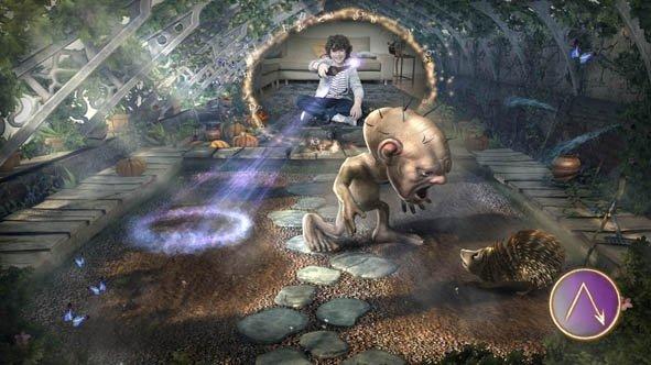 Wonderbook: El Libro de los Hechizos detalle 4