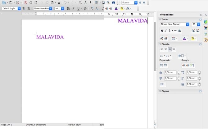 Comparativa openoffice vs libreoffice - Openoffice or libre office ...