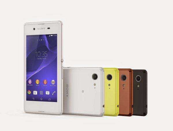 Xperia Z3, Z3 Compact y Z3 Tablet Compact, lo nuevo de Sony - imagen 2