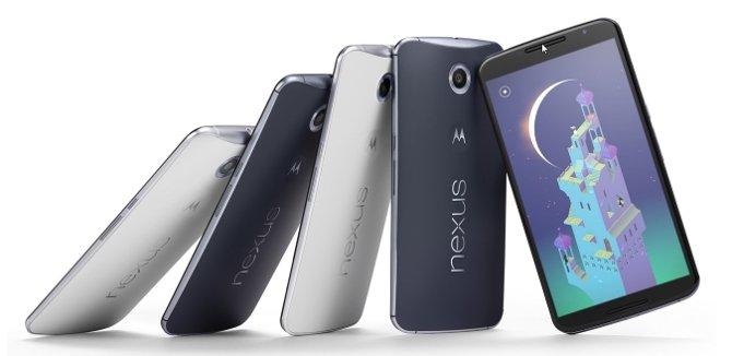 Ya está aquí: Nexus 6 - imagen 2