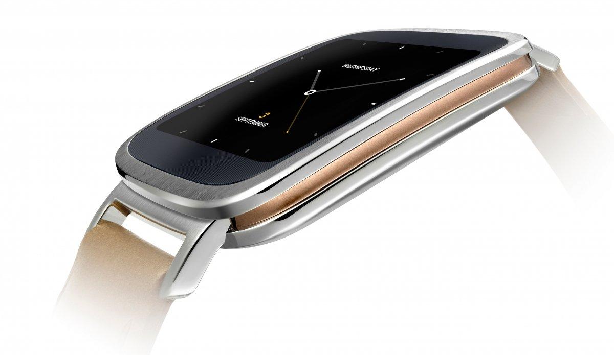 ZenWatch de ASUS, el smartwatch con más estilo de IFA 2014 - imagen 2