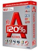 Alcohol 120º: Copias siempre seguras
