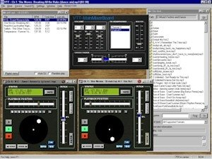 Virtual Turntables
