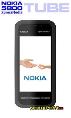 Nokia Tube, Nokia 5800