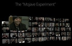 Experimento Mojave