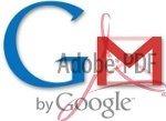 Google Mail y PDF