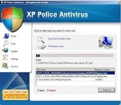 XP Police Antivirus