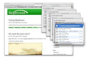 SkipScreen 1