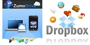 DropBox vs ZumoDrive