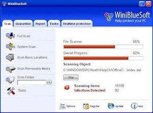 WiniBlueSoft