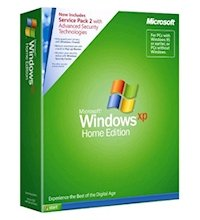 Windows XP transform