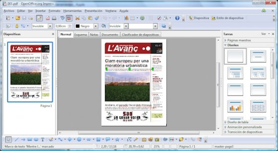 open office pdf editor mac