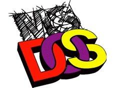 Título de la ventana de MS-DOS