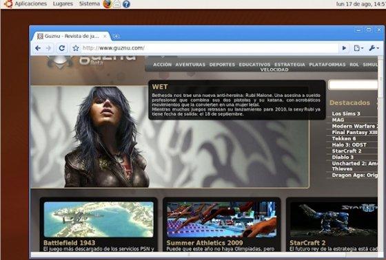 Chrome Ubuntu