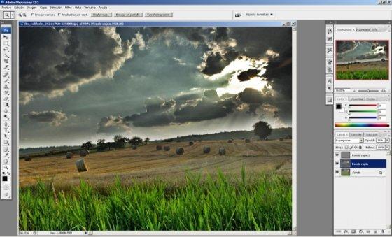 Imagen en HDR