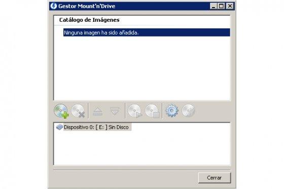Montar una imagen ISO con Daemon Tools