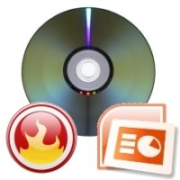 Powerpoint a DVD
