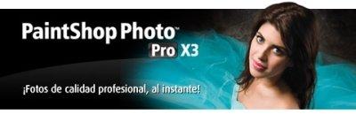 Paint Shop Pro X3