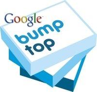 BumpTop Google