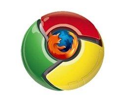Chrome gana la partida a Firefox