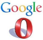 Opera Google