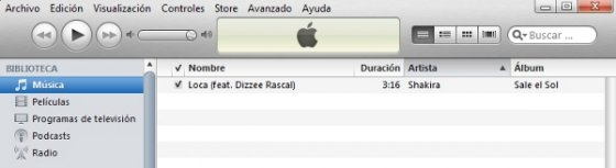 iTunes 1