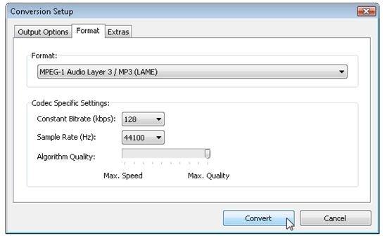 Audio Speed