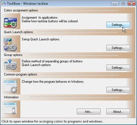 TaskBow